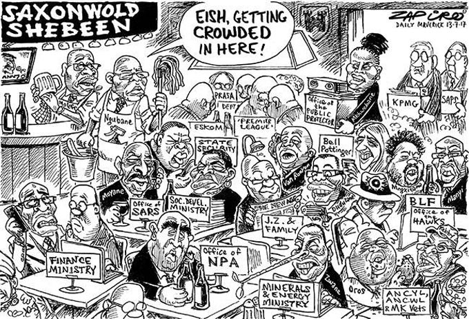 Zapiro - Getting crowded