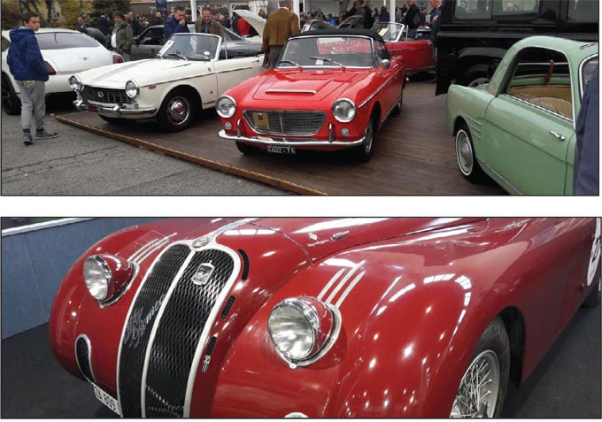 Restoration of a Giulietta Spider